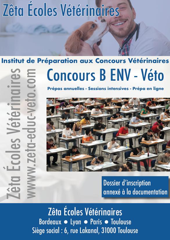 Documentation concours b env véto